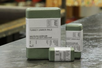 Turkey Umber Pale
