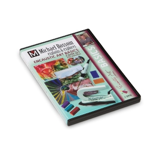 DVD: Encaustic Art DVD Twin Set - Basics